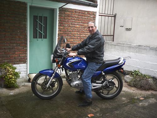 Mi primer viaje en moto, con mi Suzuki EN125 6597624201_1202790813