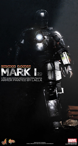 Iron Man - Mark 1 Teaser