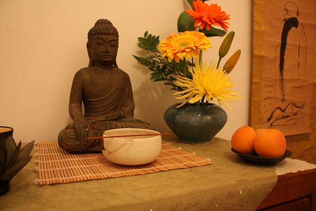 Buddha Altar Flickr Photo Sharing