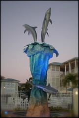 Sculpture at UNEXSO