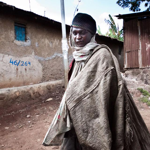 Kibera, Nairobi, Kenya, Africa