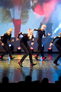 DanceAct Practice Night Christmas 2011 Showcase