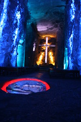 Inside the Salt Cathedral