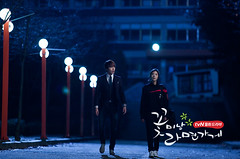 Jung Il Woo (Cha Chi Soo) and Lee Chung Ah (Yang Eun Bi) Couple and Kissing Scene