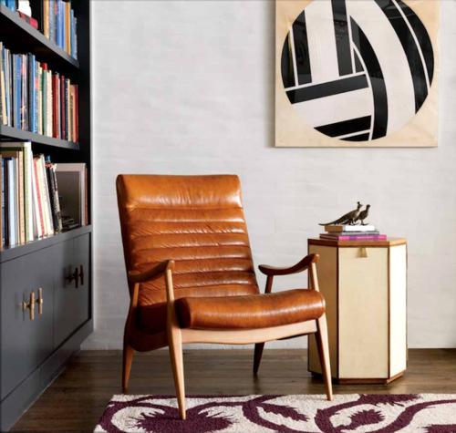 Dwell Studio For Precedent {vintage Mid Century Modern Living Room}