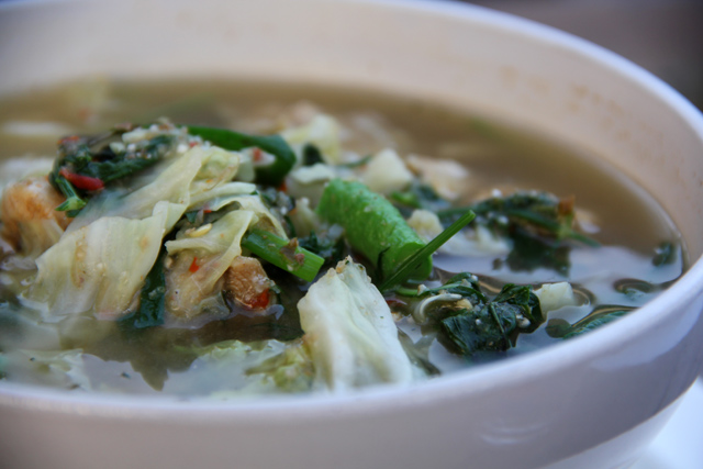 Thai Healthy Soup Stew