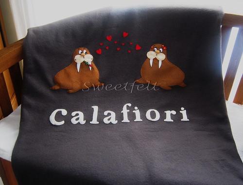 ♥♥♥ Calafiori... by sweetfelt \ ideias em feltro