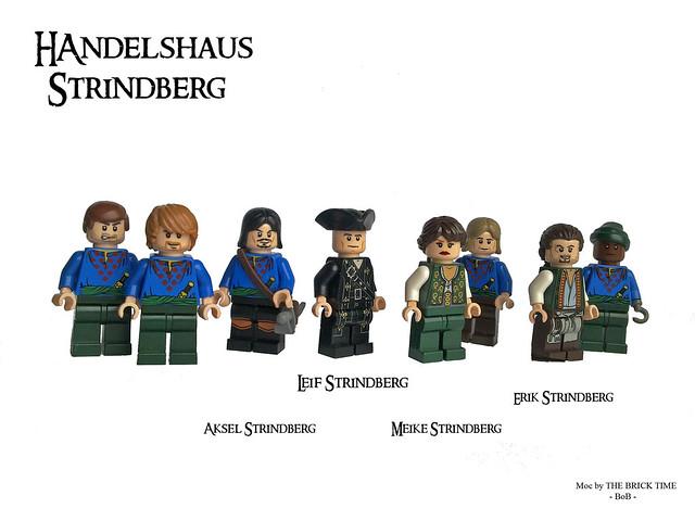 Handelshaus Strindberg