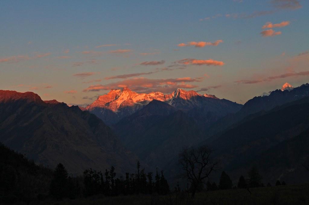 Sunset at Dronagiri