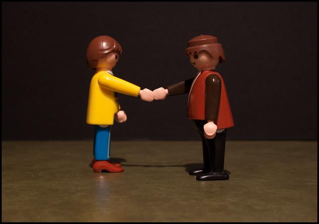 Handshake  52/365