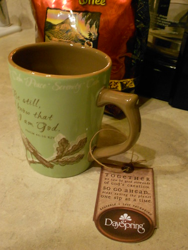 Coffee Mug from Dayspring