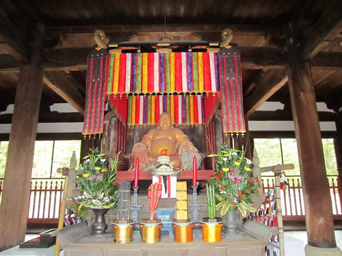 New Year's Visit to Chinese Zen Temple