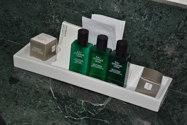 Hermes bath collection