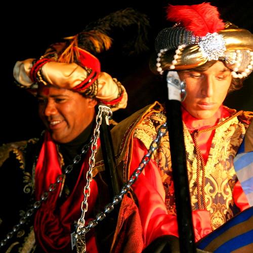 cabalgata de reyes magos en valdemoro 2012