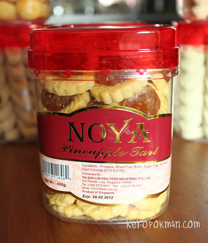 Noya Chinese New Year Goodies by Tai Sun