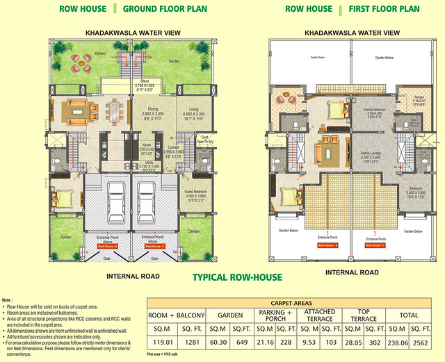 6644290101 a432666fb9 for Row house plan layout
