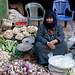 Vegetable Vendor in Alexandria, Egypt