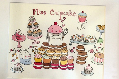 Custom order for The Miss Cupcake