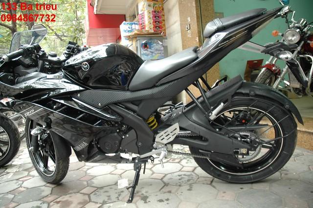 133 Bà triệu Bán Yamaha R15, FZ16, YBR125   250, Honda CB400   600, Sachs Madass125, R15 2012  đã về