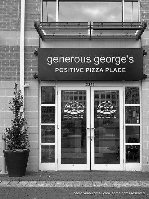007: Favorite. Generous George's, Herndon, VA