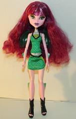 Create-a-Monster: Dragon Girl