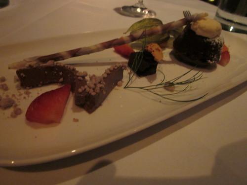 Dessert at Fraiche