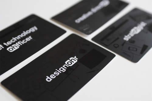 Contoh Desain Kartu Nama 40