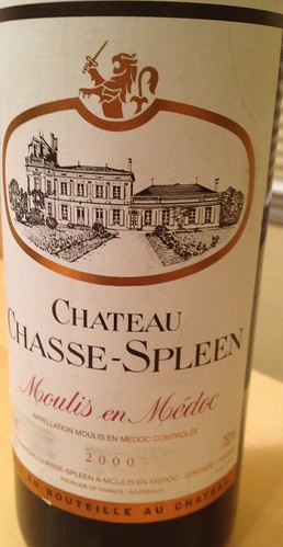 2000 Chasse-Spleen Bordeaux