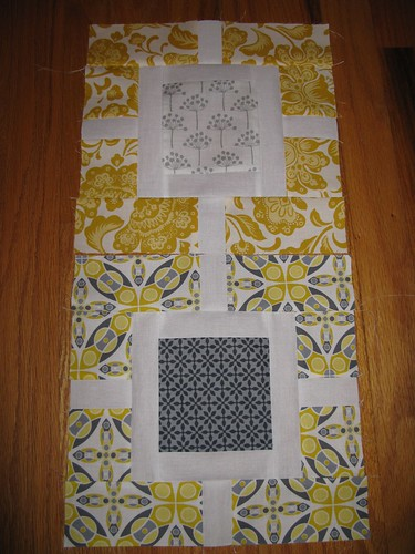 Sew Bee Blissful, Jan blocks