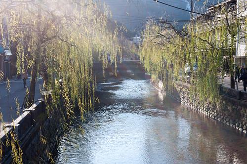 兵庫県 城崎温泉 旅行 豊岡市 2012 hyogo japan 日本 river 大谿川 travel nikond90