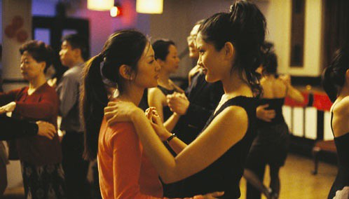 Michelle Krusiec and Lynn Chen Saving Face
