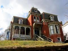 Sidney F. Miller House, Lynchburg, Virginia
