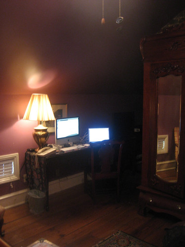 Pretty Baby edit suite