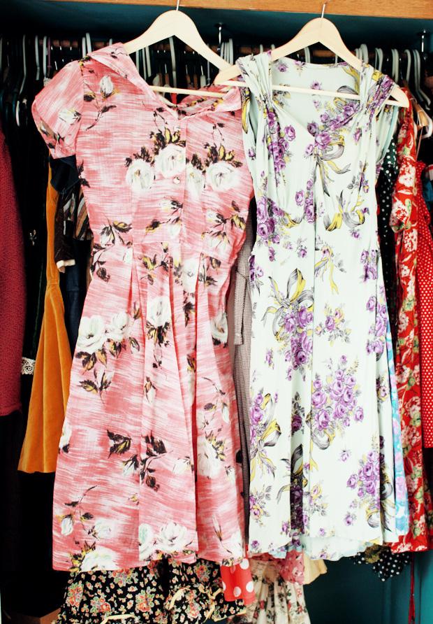 vintage summer dresses f