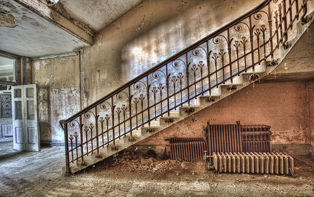 The Stairs por Timster 1973
