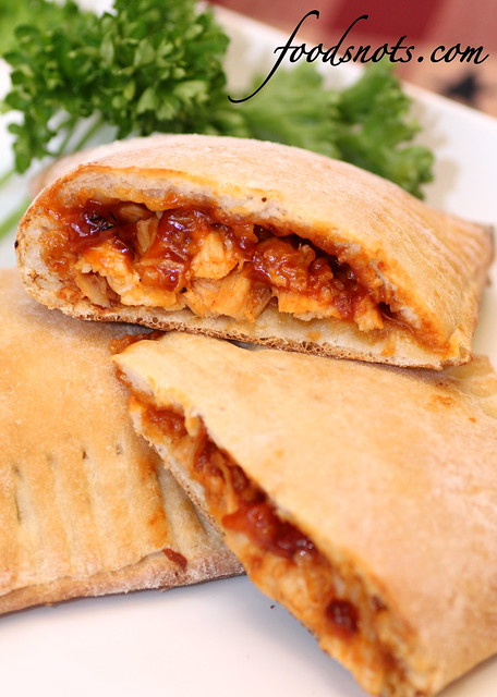 Barbecue Chicken Calzones | Flickr - Photo Sharing!