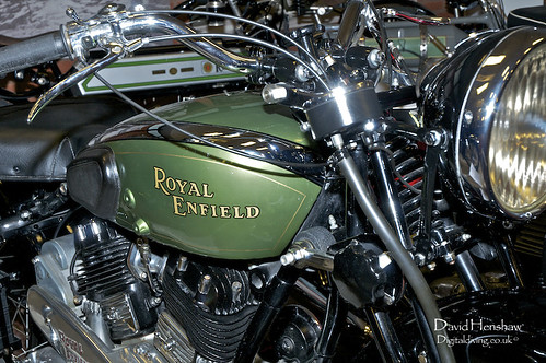1938 1140cc Royal Enfield - National Motorcycle Museum