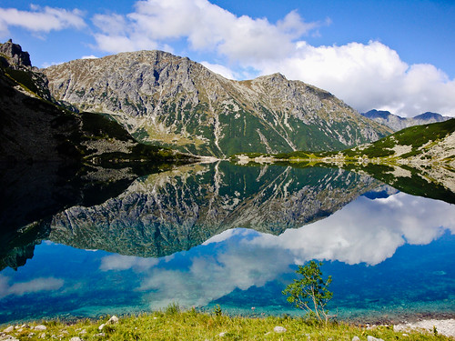 Black Pond, Tatra Mountains
