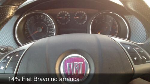14% Fiat Bravo no arranca