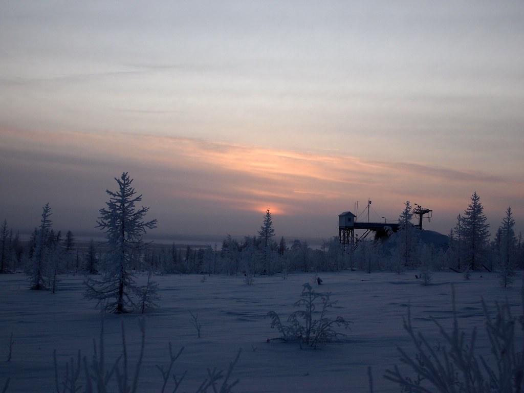Yamalo-Nenets Autonomous Okrug, Russia Sunrise Sunset Times
