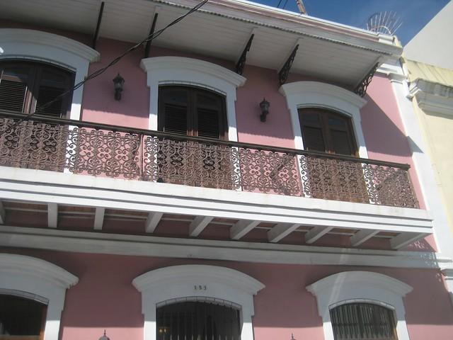 Old San Juan Balcony
