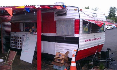 Thai Food Cart Se  Stark