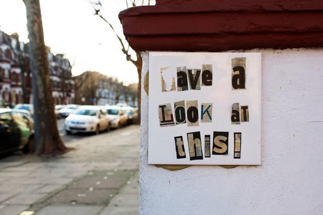 street art in w9