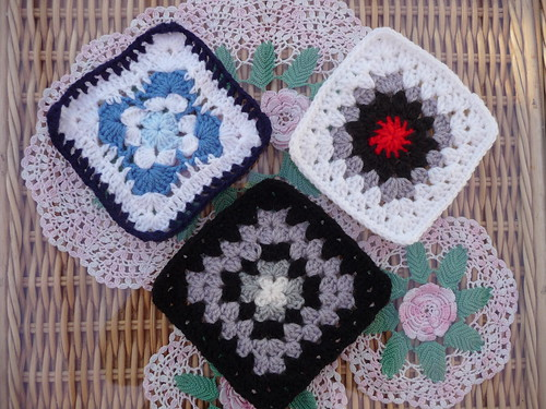 Great Squares for our Stash too!