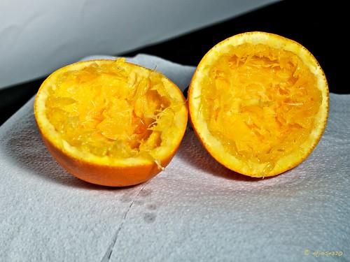 Zumo de naranja. by Maclympico320