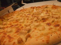 Zoe's White Pizza