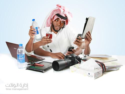 time management إدارة الوقت by أحمد إبراهيم البشير Ahmed Basheer