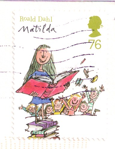 Matilda Stamp-England