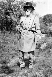 Portrait of Captain Edward Camden: Volusia County, Florida