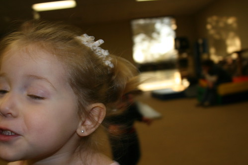 First Day of Ballet
